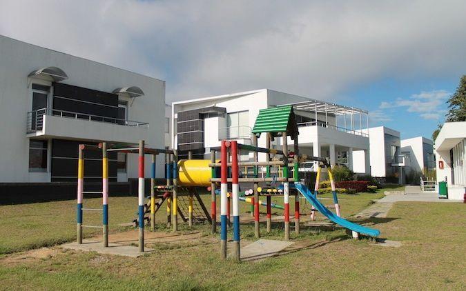Parque para niños.