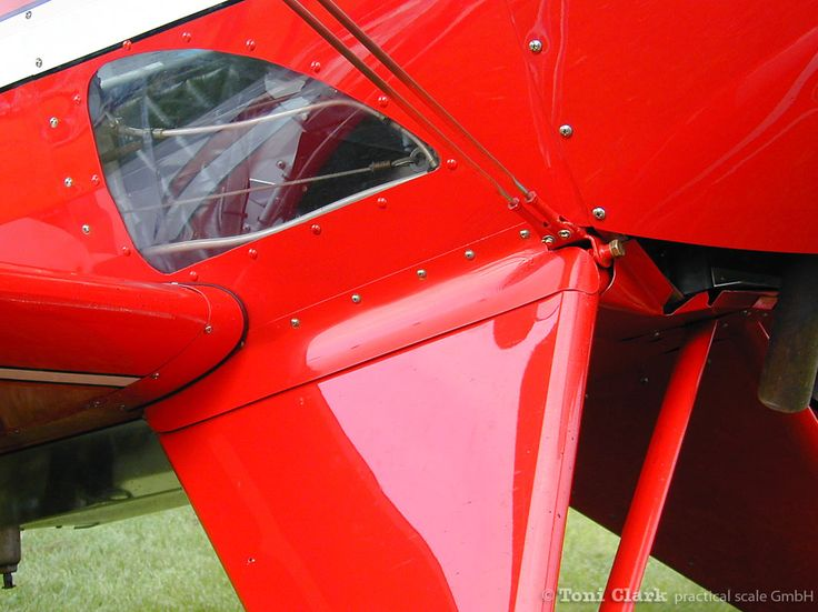 Pitts Special S1-S, Pilot: Reinhard Voss. Location: Achmer 2005
