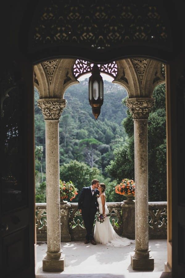Adorable Portuguese Picnic Wedding at Monserrate Palace