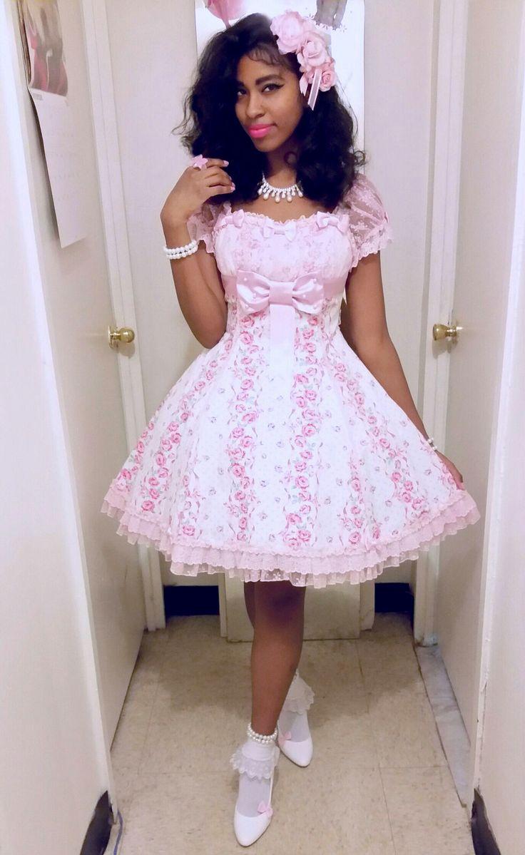 447 best Frilly Sissy Dresses images on Pinterest