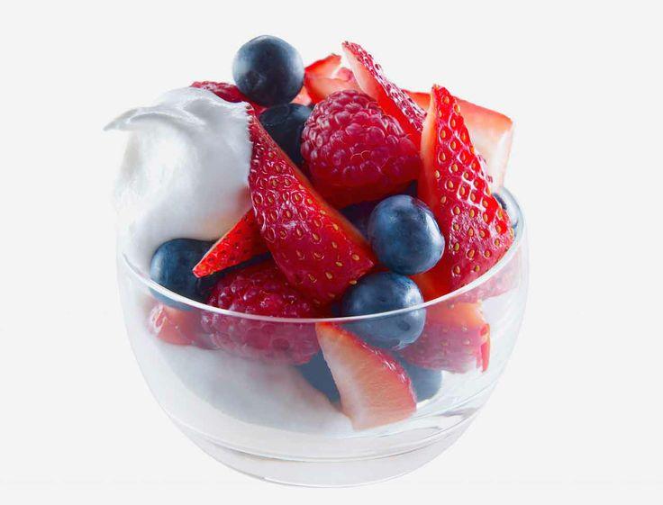 Salade aux trois fruits - Les recettes minceur de Valérie Orsoni - Femme Actuelle