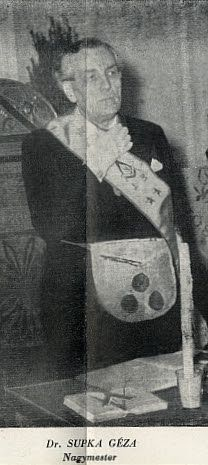 Supka Géza nagymester 1948-ban / Géza Supka Grand Master (1948)