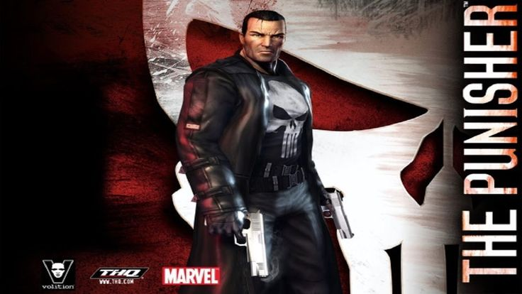The Punisher Game Full Movie All Cutscenes - The Punisher Full Game Movi...