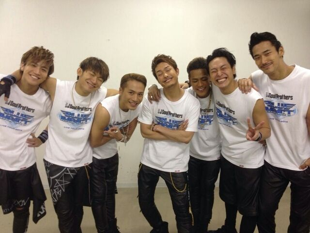 三代目J Soul Brothers from EXILE TRIBE