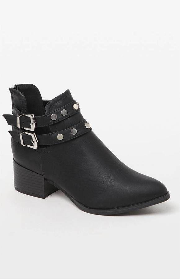 Qupid Wasco Rocker Boots
