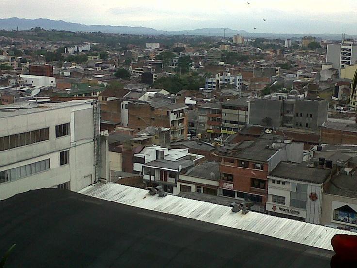 centro de Pereira