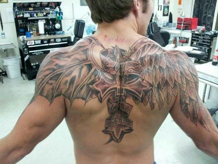 Pin Em Tattoo Costas