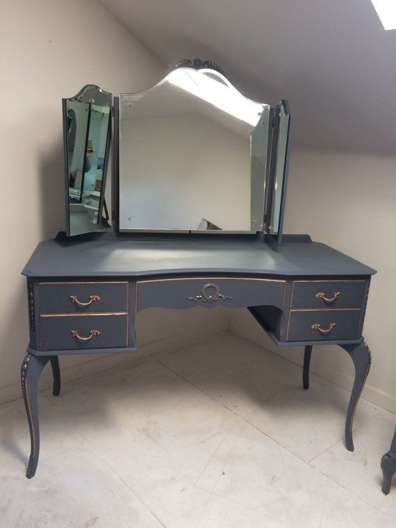 SOLD Vintage dressing table and drawers by Vintage011 on Etsy