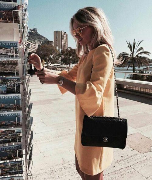 ¡¡¡ Elegante, casual y con #Estilo está #Vestimenta de Calle en #LaPrimavera !!! ;-)  <3