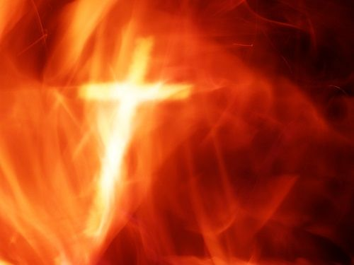 POETRY: Fire by Miguel De Unamuno   From The Christ of Velasquez I came to bring fire to the Earth, and how I wish it were already kindled! (Luke 12:49) Fire you came to cast upon the earth fire, You Yourself, a raining white light. …