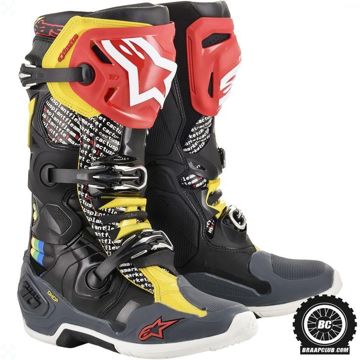 Product Details Alpinestars Tech 10 Cactus Boots NASHVILLE
