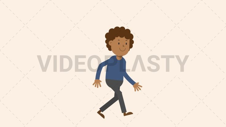 Download: http://ift.tt/2tFXDqx  A black man with curly hair is walking  Two version are included: normal (with a start animation) and loopable. The normal version can be extended with the loopable version  Clip Length:10 seconds Loopable: Yes Alpha Channel: Yes Resolution:FullHD Format: Quicktime MOV  For more royalty free video assets visit: https://videoplasty.com