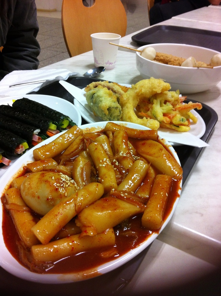 Korean 'fast' food