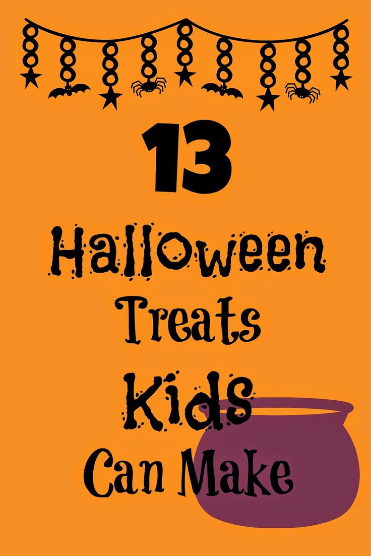 Halloween Cooking with Kids