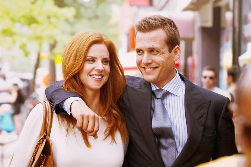 donna and harvey love
