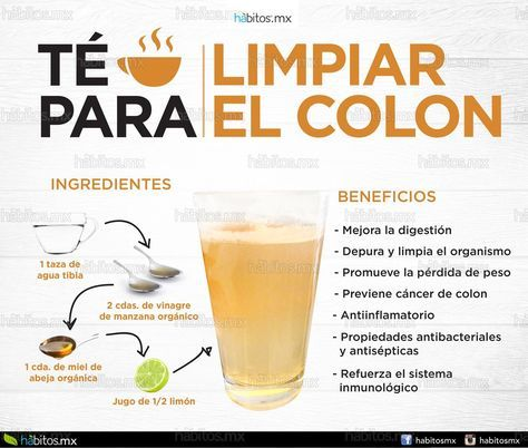 Hábitos Health Coaching |   TÉ PARA LIMPIAR EL COLON