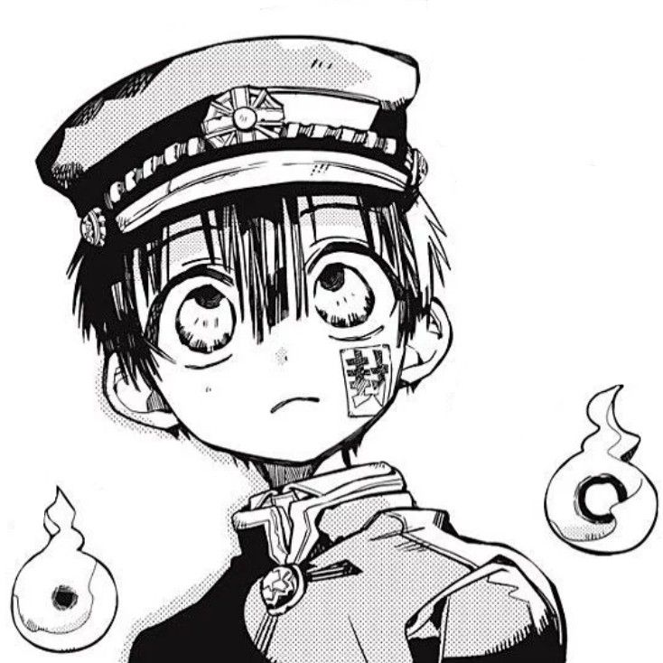 Jibaku Shounen Hanako Kun In 2020 Aesthetic Anime Hanako Cute Anime Boy