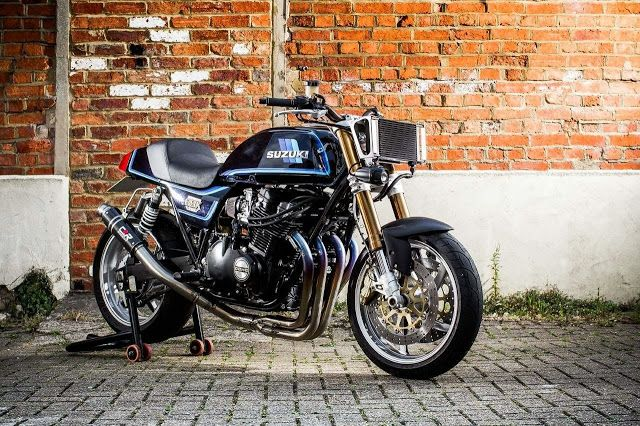 "Suzuki GSX 1100 ""Pete's ET"" by LuckySeven Motorcycles"