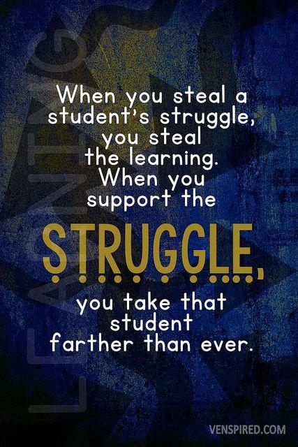 struggle by venspired, via Flickr