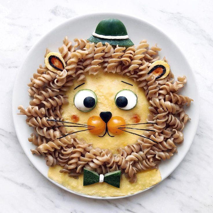Mr Lion by D A R Y N A K O S S A R (@darynakossar)