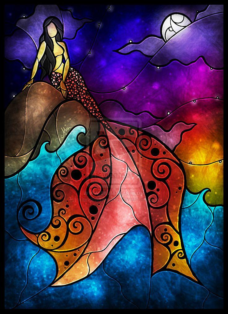 The Little Mermaid by mandiemanzano.deviantart.com on @deviantART