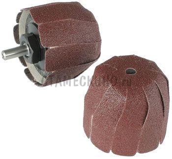 Абразив для KJ140R, зернистость 40, полусфера диамтром 40 мм, длина 40мм, 2шт, KJ161