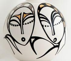 """Dream Team"" design Clotilde D. pour Emaux de Longwy"