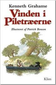 Vinden i piletræerne af Kenneth Grahame, ISBN 9788777247477