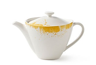 One Kings Lane - Diane von Furstenberg - Brushstroke Teapot