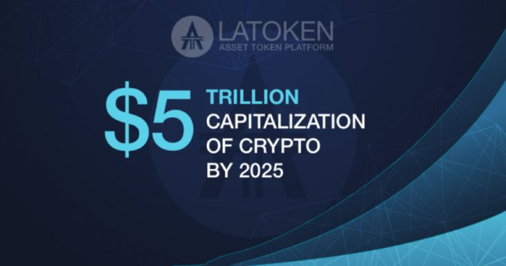 PR: LAT Research: The Exponential Growth of Crypto Markets to $5 trillion