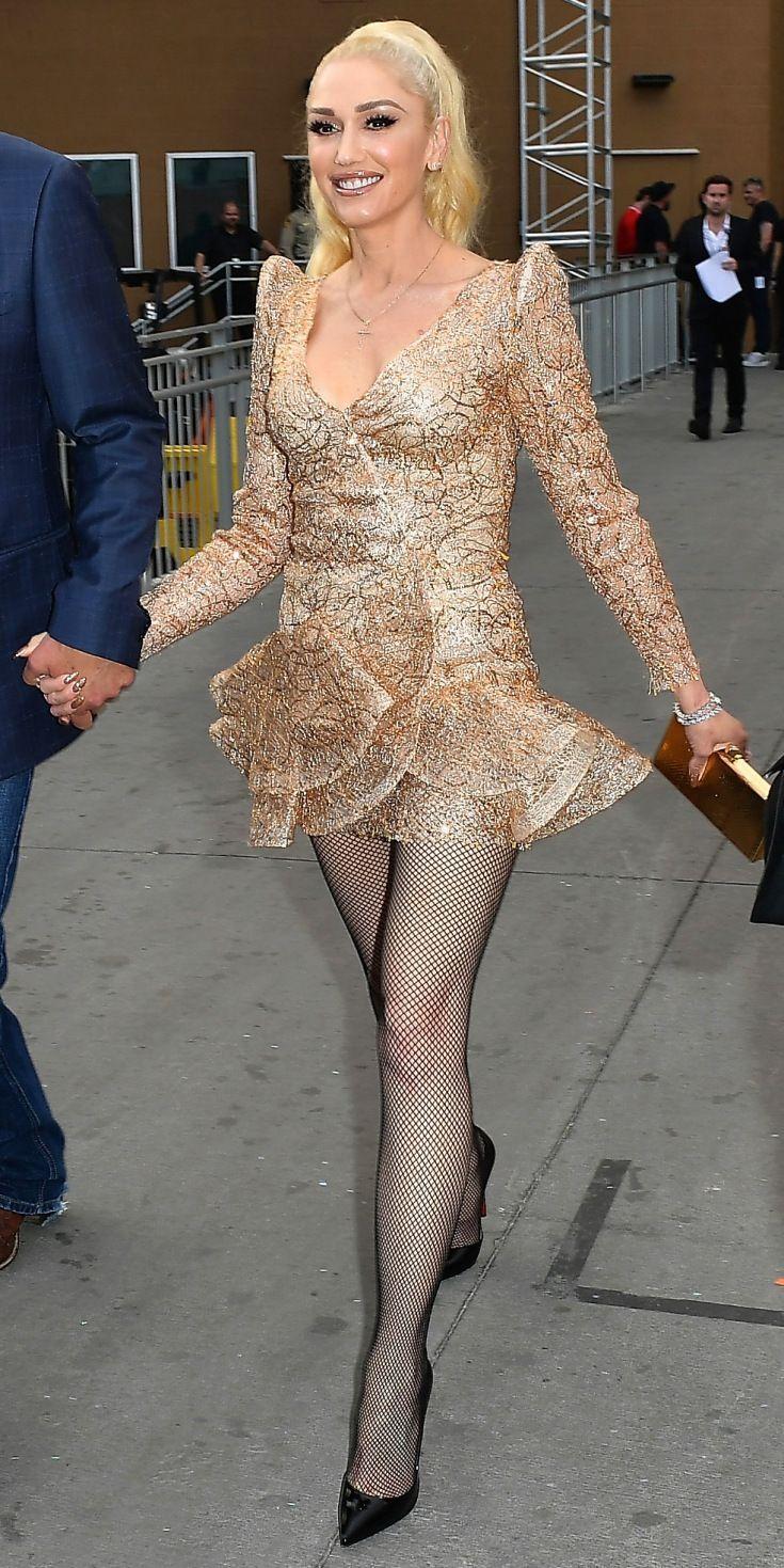 Celebrity heels pantyhose images 793