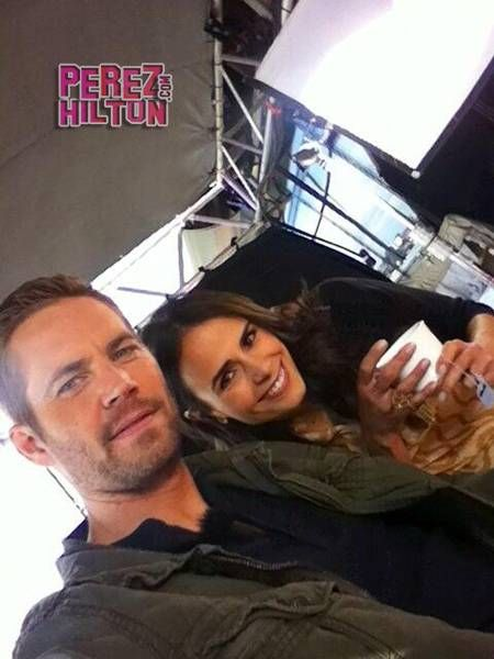 Paul Walker's Movie Wife Jordana Brewster Shares Her Thoughts On ...