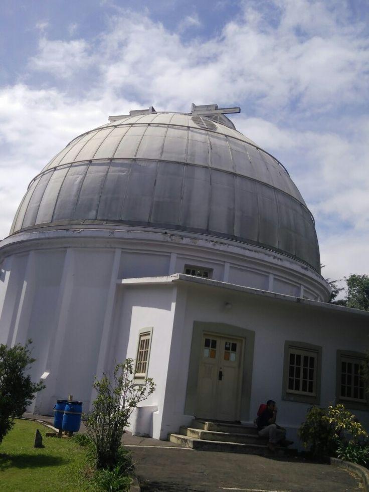 Bosscha observatory Lembang West Java