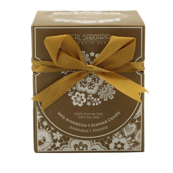 Vela Aromática | Aromatic Candle BILROS