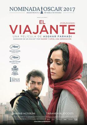 SUDANDO CINE: EL VIAJANTE (Asghar Fahradi, 2016)