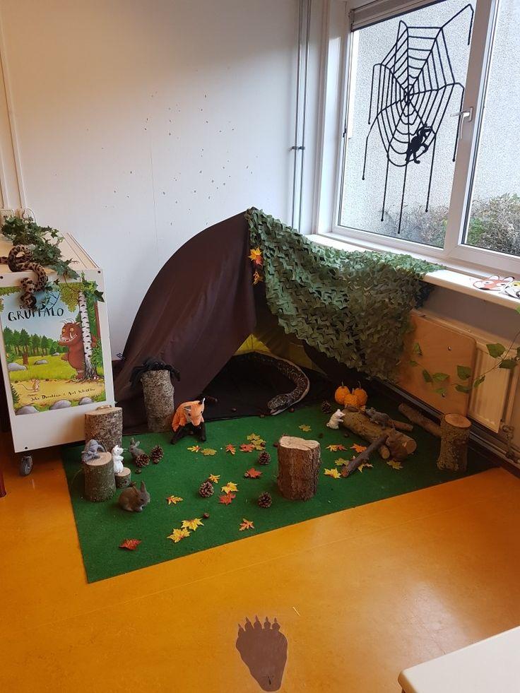 Gruffalo grot