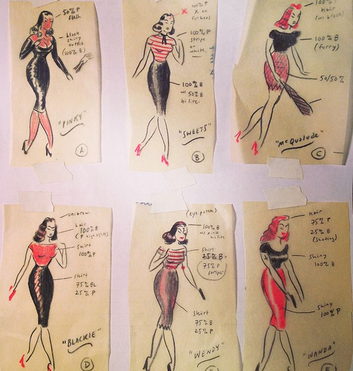 Character Design Vancouver : Best images about i hoard pin ups on pinterest