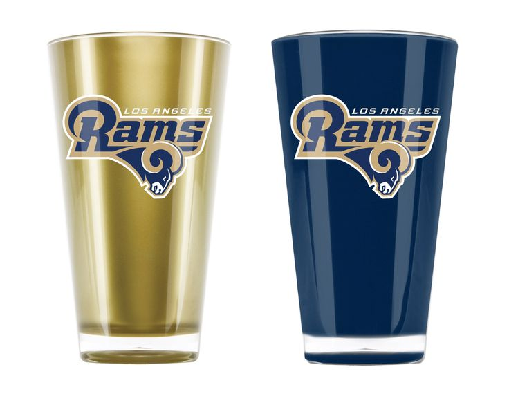 Los Angeles Rams Tumblers - Set of 2 (20 oz)