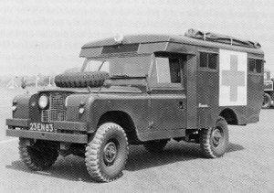 Series 2A Ambulance
