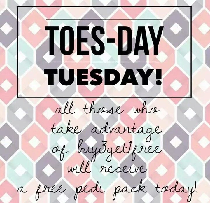 Tuesday ♡ Jamberry Nails Who doesn't love a great Pedicure? Flip Flop Season is here! <3 http://jamieclendening.jamberrynails.net