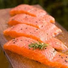 Smoked Salmon / Καπνιστός σολομός Fifty Shades Freed σελ 32