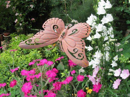 Rustic Butterfly