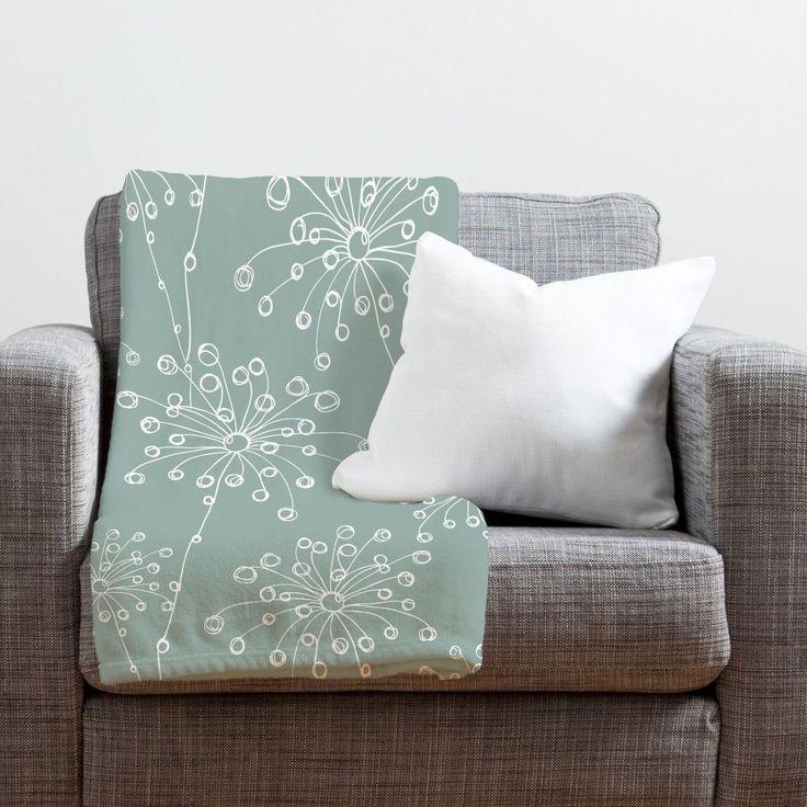 Rachael Taylor Quirky Motifs Throw Blanket