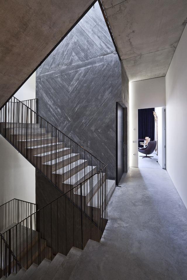 Casa de Conto, Porto, Portugal: Pedra Liquida