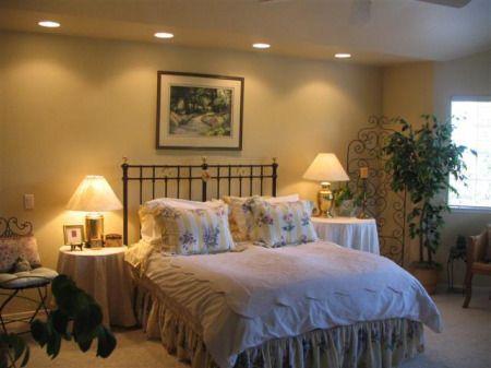 Best Vaulted Ceiling Lighting Ideas Images On Pinterest - Ceiling light bedroom ideas