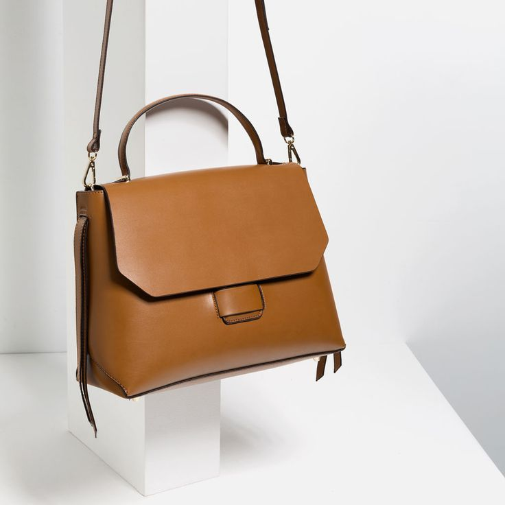 MINIMAL CITY BAG-View all-Bags-Woman-COLLECTION SS16 | ZARA United States