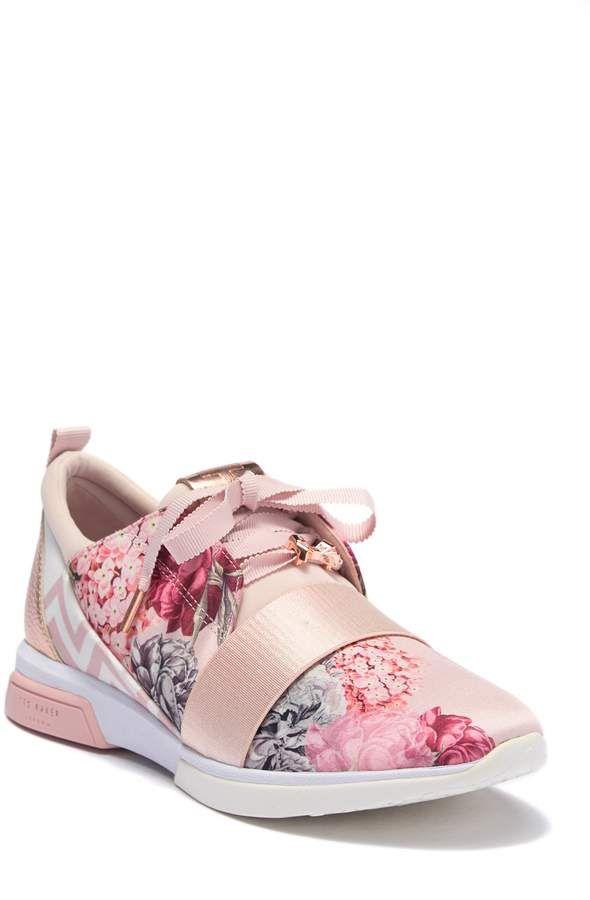 12ed86216913fc Ted Baker London Cepap Floral Sneaker