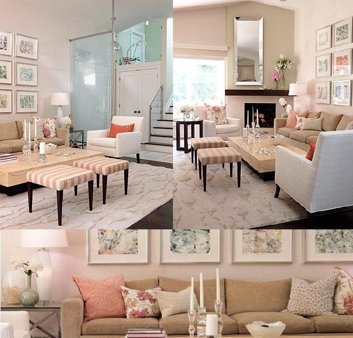 #Sarahu0027s House #HGTV #living Room A Dated Mid Century Modern Makeover. Part 83