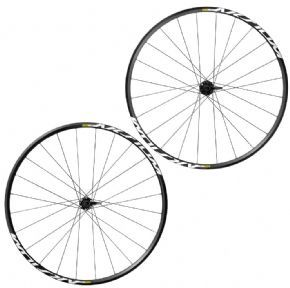 Mavic Aksium Disc Wheelset 2017 Access to the Mavic wheel-tyre system performance without breaking the bank for use with disc brakes - NewAksium is the perfect Mavic wheel for everyday riding and this is just as true for the disc ve http://www.MightGet.com/april-2017-1/mavic-aksium-disc-wheelset-2017.asp
