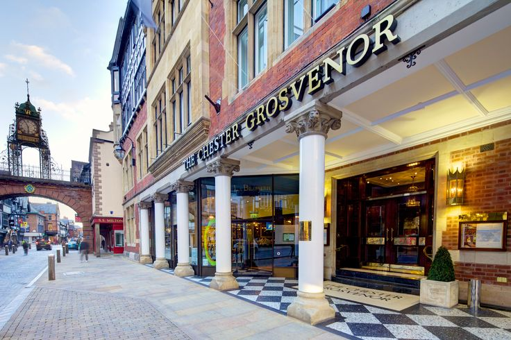 To celebrate its 150th anniversary, The Chester Grosvenor in Chester, Cheshire, UK, milliner to royalty Laura Aspit Livens has designed a stunning hat, inspired by the hotel.  http://www.slh.com/hotels/chester-grosvenor-and-spa/